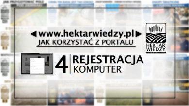 Photo of JAK KORZYSTAĆ Z PORTALU | 4 [REJESTRACJA – KOMPUTER]