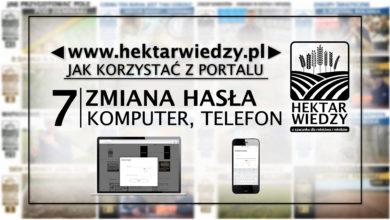 Photo of JAK KORZYSTAĆ Z PORTALU | 7 [ZMIANA HASŁA – KOMPUTER, TELEFON]