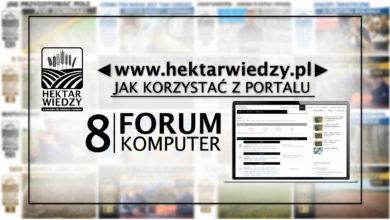 Photo of FORUM [KOMPUTER] | JAK KORZYSTAĆ Z PORTALU | 8